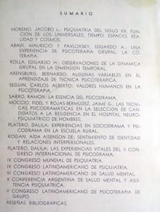 cuadernodepsicoterapiaV1N2-1966-sumario